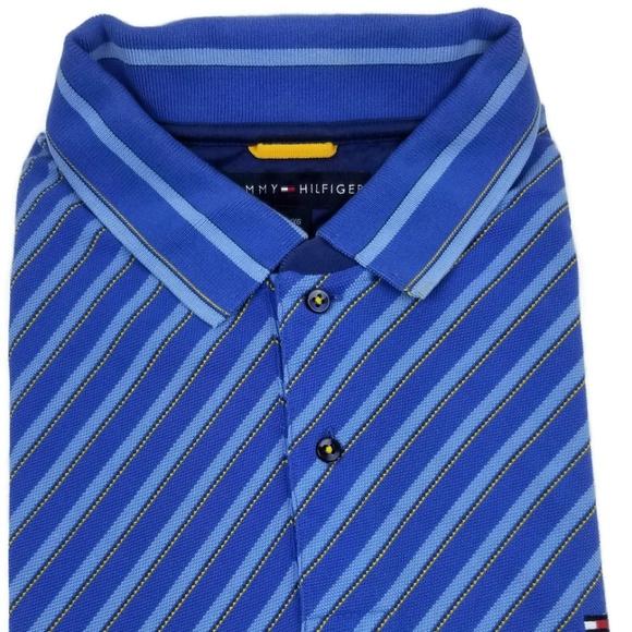 d5f871e6 Tommy Hilfiger Shirts | Polo Shirt Size Xl Mens Striped Sz | Poshmark